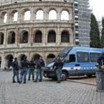 Refuerzan seguridad en Coliseo de Roma por Vía Crucis que preside el Papa (VIDEO)