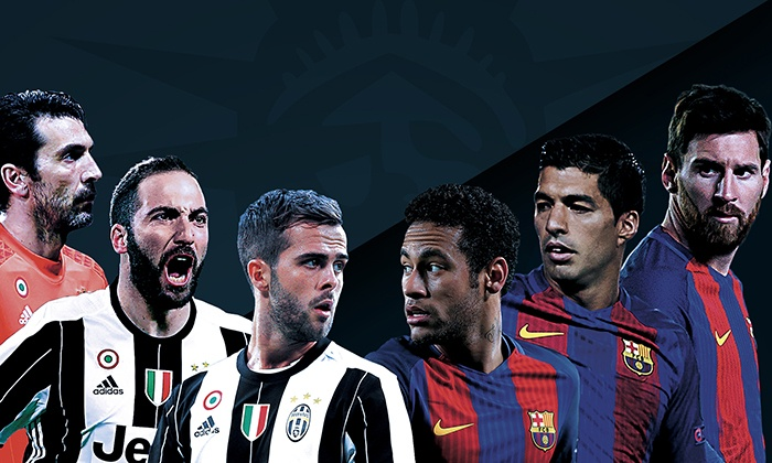 ¡Juventus golea al Barcelona! ¿Otra remontada?