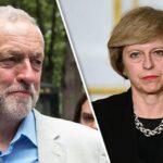 May y Corbyn se lanzan a hacer campaña para las elecciones de junio