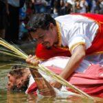 """Cristo Cholo: """"Aplaca tu ira Señor y que vuelva la paz al Perú"""" (FOTOS)"""