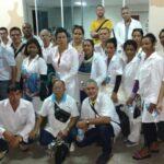 Piuranos agradecidos por la asistencia de 23 esforzados médicos cubanos