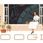 Google recuerda a filósofa y ensayista malagueña María Zambrano