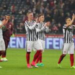 Bundesliga: Werder Bremen sólo pudo empatar 2-2 con el Eintracht