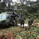 Colombia: Diez guerrilleros del ELN abatidos en operativo policial militar