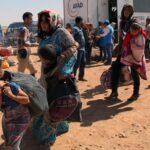 Concluye la primera fase de la evacuación de varias poblaciones sirias