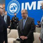 EEUU: La alargada sombra de Donald Trump se impone en el FMI