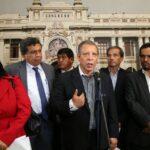 Congreso: Frente Amplio cuestiona ley de Reconstrucción con Cambios