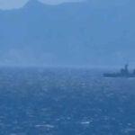 Acorazado británico persigue y expulsa a patrullero español de zona de Gibraltar (VIDEO)
