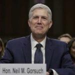 EEUU: Comité del Senado aprueba candidatura de Gorsuch al Tribunal Supremo
