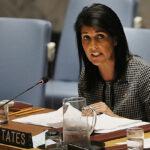 """ONU: EEUU está """"listo"""" para acabar crisis en Siria por vía diplomática"""