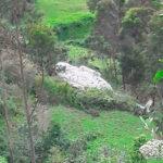 Piura: Helicóptero que llevaba ayuda a colegios cae en cerro y deja 7 heridos