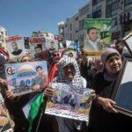 Palestinos convocan para el jueves una huelga general en apoyo a los presos