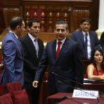 Humala: Nadine Heredia jamás usurpó funciones (VIDEO)