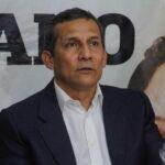 Humala: Alan García permitió 'chuponeo' en mi contra