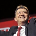 Francia: Izquierdista Mélenchon se acerca en intención de voto a Macron