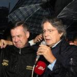 Ecuador: Lasso no reconoce victoria de presidente electo Lenín Moreno