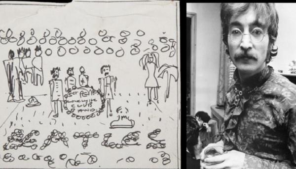 Los Beatles: Subastarán boceto del Sgt. Pepper | Crónica Viva