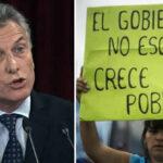 Argentina: Presidente Macri enfrenta este jueves la primera huelga general