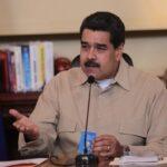 """Maduro acusa a la OEA de tener un """"plan intervencionista contra Venezuela"""""""