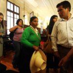 Aplazan fallo de recurso de minera Yanacocha para desalojar a campesina