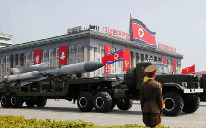 EEUU confirma disparo de misil de Corea del Norte