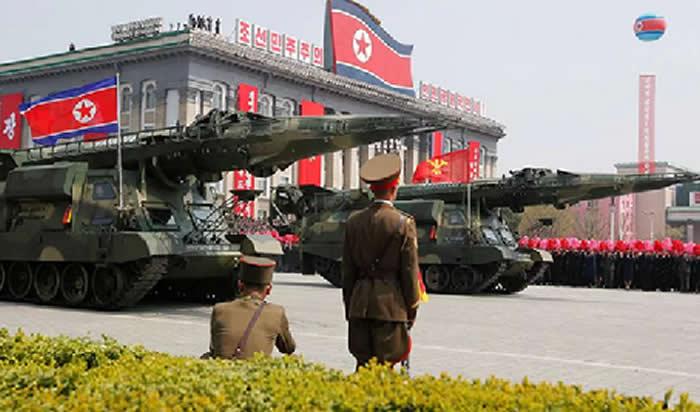 Corea del Norte realiza una nueva prueba de misiles fallida