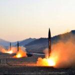 EEUU prepara su defensa para derribar misiles de Corea del Norte (VIDEO)