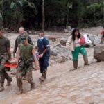 Colombia: Santos afirma que son 210 los muertos tras avalancha (VIDEO)
