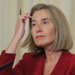 Mogherini rompe el hielo en las relaciones UE-Rusia al visitar Moscú