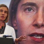 Federica Mogherini: China es clave para afrontar conflictos y desafíos en Europa
