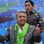 Ecuador: CNE confirma que Lenín Moreno ganó presidencia con el 51,15 % de votos