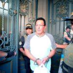 Caso Odebrecht: Félix Moreno fue recluido en el penal Ancón I (VIDEO)