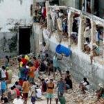 Brasil: Motín en cárcel de Matto Grosso deja 5 decapitados y 17 heridos