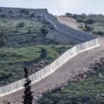 Turquía termina muro de 556 kilómetros en su frontera con Siria
