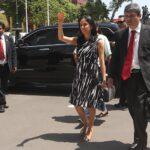Esposa de Humala negó haber recibido supuesto soborno de Odebrecht