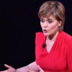 R.Unido: Nicola Sturgeon dice que no quiere resolver en tribunales referéndum escocés