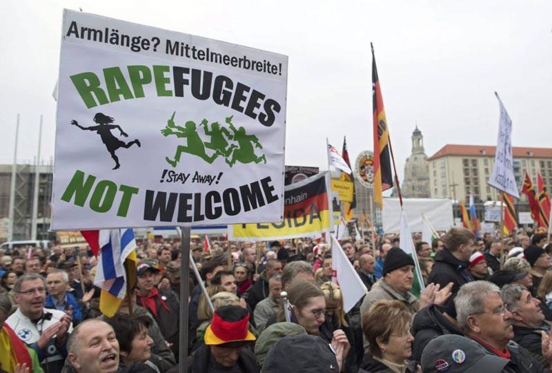 Ultraderecha alemana afronta congreso envuelto en cismas y protestas — URUGUAY