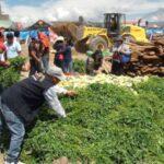 Junín: Preparan la pachamanca más grande del mundo