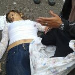Un detenido por el asesinato de mujer durante una protesta en Venezuela