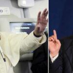 EEUU: Donald Trump confirmó sus deseos de reunirse con papa Francisco
