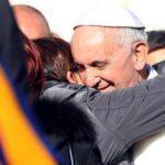 El Papa alquila una playa privada para personas con discapacidad