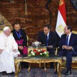Papa apela ante Al Sisi respeto incondicional de los derechos humanos