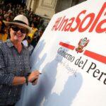 Nancy Lange: 1,000 toneladas de ayuda recibió Palacio para damnificados