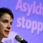 Jefa de ultraderecha alemana renuncia liderar el partido en elecciones generales