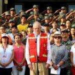 Kuczynski: Peruanos han hecho esfuerzo encomiable por damnificados (VIDEO)