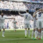 Liga Santander: Real Madrid golea al Alavés y continúa líder