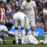 Champions: Real Madrid golpeado en defensa en la previa ante el Bayern Múnich