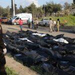 Defensa Civil Siria recupera más de 100 cuerpos por la explosión en Alepo