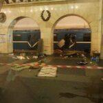 Ruso de origen kirguís es autor del atentado contra metro de San Petersburgo