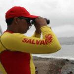 PNP rescata a 37 bañistas en playas limeñas durante el Viernes Santo